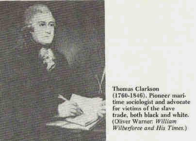 Thomas clarkson essay